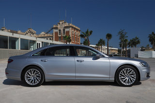 Audi A8 review image 3