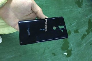 Leaked image of Nokia 9 rear panel all but confirms the new flagship's design