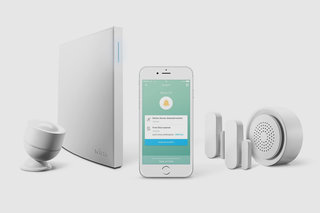 Wink Lookout is an affordable smart home security system from Will.i.am