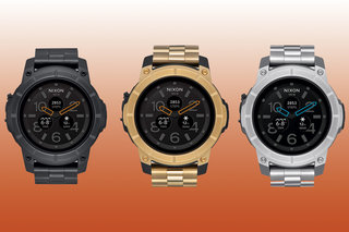 Nixon launches the Mission SS, the super-tough smartwatch gets a stainless steel makeover