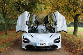 McLaren 720S review image 5