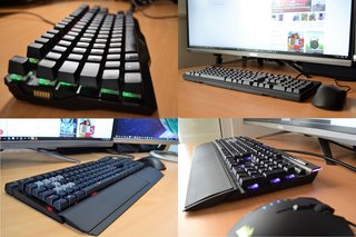 148c5f6c278 Best gaming keyboards: The best quiet, loud, colourful and proud mechanical  keyboards around