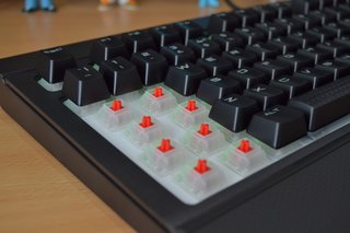 Corsair K68 Splashproof Keyboard image 5