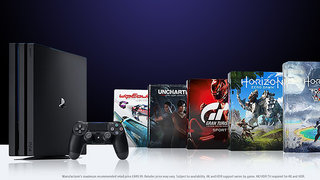 For the price of an Xbox One X you can get a PS4 Pro and 5 amazing games