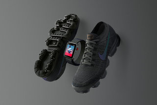Nike announces new 'Midnight Fog' Apple Watch with matching trainers