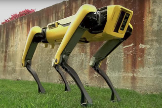Check out Boston Dynamics' latest robot hellhound