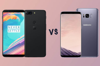 OnePlus 5T vs Samsung Galaxy S8 vs Galaxy S8+: What's the difference?