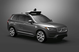 Uber bought 24,000 of these Volvo SUVs for its self-driving car fleet