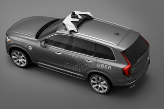 Uber bought 24000 of these Volvo SUVs for its self-driving car fleet image 2