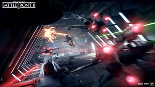 Star Wars Battlefront 2 screens image 16