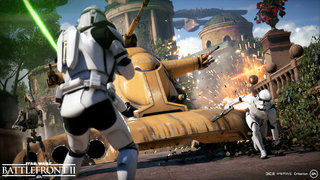 Star Wars Battlefront 2 screens image 6