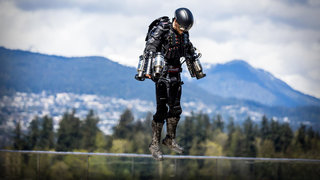 The history and future of jetpacks: Mankind's obsession with personal flight in photos