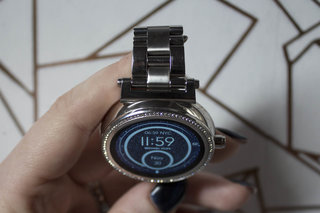 33878f30bf8b Pocket-lint Michael Kors Access Sofie Review Stunning Smartwatch With  Serious Sparkle image 9