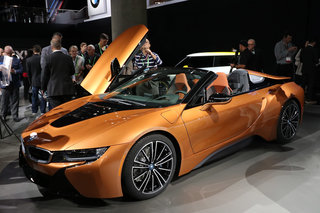 LA Auto Show 2017 in pictures image 4