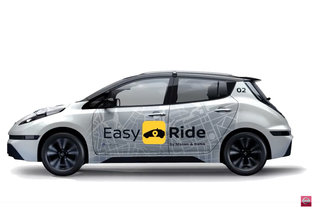 Nissan to test self-driving taxis in Japan in 2018, full launch planned for 2020 Olympics