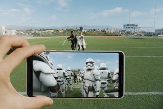 Google releases AR sticker packs for Pixel phones, have a selfie with a Stormtrooper