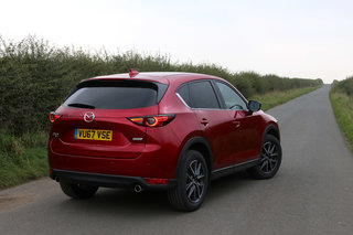 Mazda CX-5 Review image 3