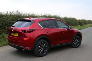 Mazda CX-5 Review image 4