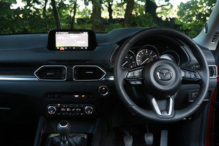 Mazda CX-5 Review interior image 2