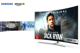 Amazon Prime HDR10+ video content rolling out to Samsung TVs today