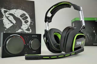 Astro A40 TR with mix amp image 2