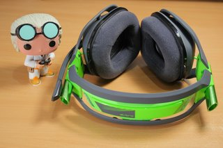 Astro A50 Wireless gaming headset image 1