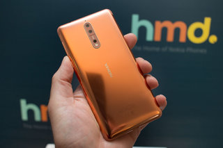 Nokia camera app APK points to telephoto and wide angle dual-lens camera for Nokia 9