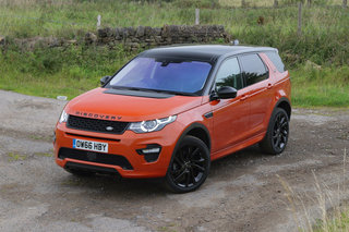 Land Rover Discovery Sport review image 6