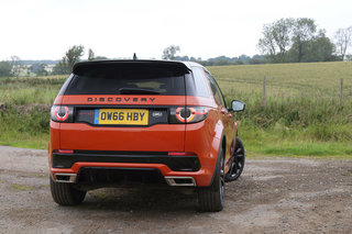 Land Rover Discovery Sport review image 7