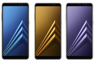 Samsung Galaxy A8 brings Infinity Display and a dual-lens front camera to the mid-range market