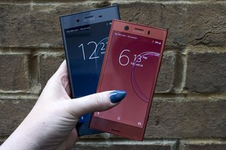Sony Xperia XZ2 render shows incredibly thin top and bottom bezels