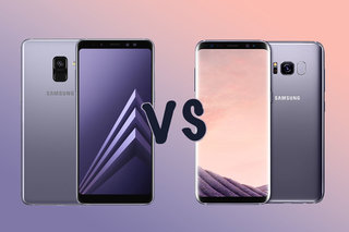 Samsung Galaxy A8 vs Galaxy S8: What's the difference?