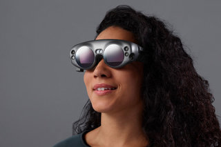 Magic Leap One Mixed Reality headset looks like cyberpunk sunglasses