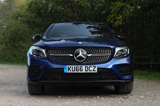 Mercedes-Benz GLC Coupe review image 2