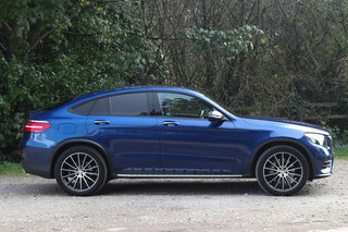 Mercedes-Benz GLC Coupe review image 6