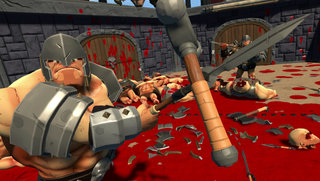 GORN VR review: Hilarity and brutality abound