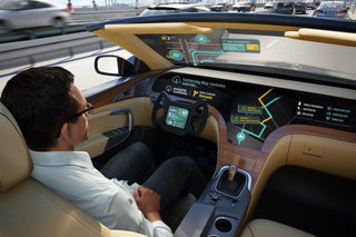 LG and Here to collaborate on advanced telematics for self-driving cars