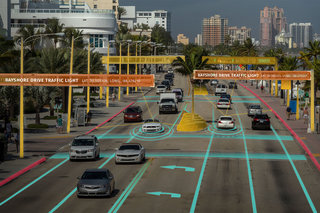 LG and Here to collaborate on advanced telematics for self-driving cars image 2