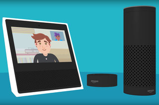 Hook up alexa to home speakers