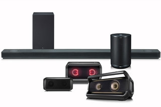 LG reveals 2018 audio products, including Dolby Atmos soundbar and Google Assistant speaker