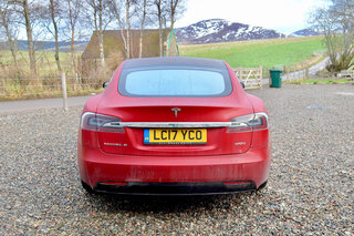 Tesla Model S 100D review image 6