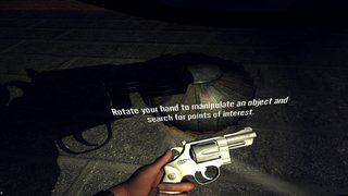 LA Noire VR Case Files Review screenshots image 2