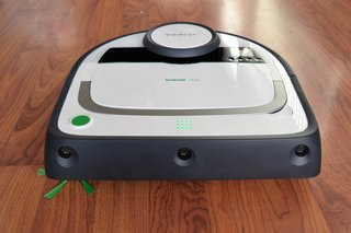 Vorwerk Kobold VR200 robotic vacuum cleaner review: A noisy but capable cleaning companion