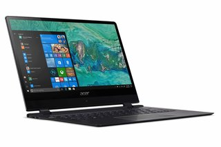 Acer's updated Swift 7 is once again the 'thinnest laptop in the world' and squeezes in 4G LTE, too