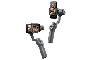 DJI Osmo Mobile 2 is a cheaper, better smartphone stabiliser than the first