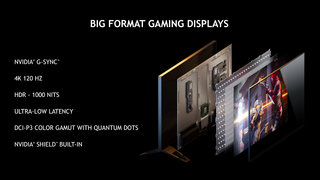 Nvidia 65-inch 120hz 4k Hdr Big Format Gaming Displays Come With Shield Android Tv Built In image 2