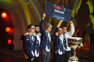 Top 10 highest earning eSports players in the world