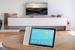 Lenovo Smart Display offers Google Assistant by voice or touch in 8 and 10-inches