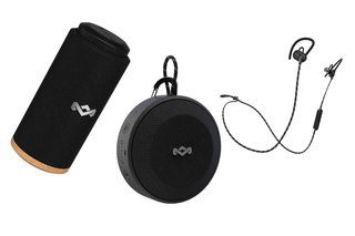 House of Marley announces sustainable audio products including speakers made of cork