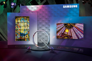 Want a 2018 Samsung TV? You'll have to wait until March for the new line-up to be announced